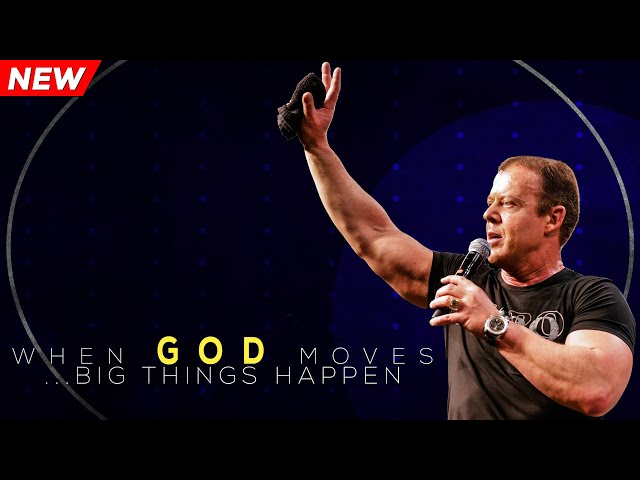 When God Moves ... Big Things Happen | Pastor At Boshoff | 25 August 2019 PM