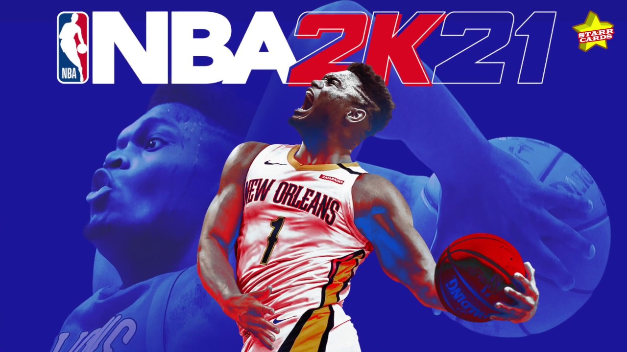 Rising star Zion Williamson hyped to reveal NBA 2K21 Next Generation cover