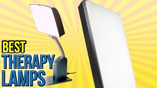 6 Best Therapy Lamps 2016