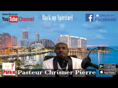 Les Menaces du salut - Back up spirituel - pasteur Chrisner Pierre thumbnail