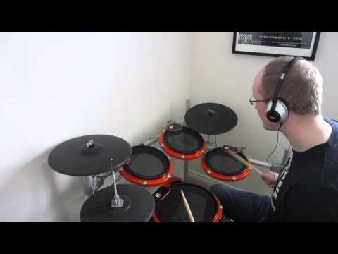 Bruno Mars - Uptown Funk - Drum Cover - 2box