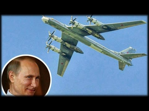 BREAKING: TRUMP JUST SCRAMBLED JETS TO INTERCEPT PUTIN'S BOLD MOVE OVER AMERICA!