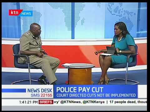 Will the police officers pay cut impact on security?