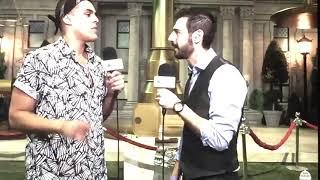 "BB19 Winner Josh Martinez ""I won, Paul Abrahamian didn't lose."" Backyard interview w Rob Cesternino"