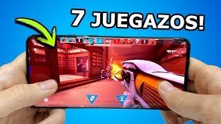 TOP 7 Mejores JUEGOS Android 2020 GRATIS - Nuevos Online y Offline
