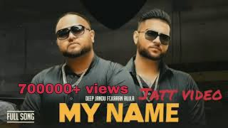 Jatt da naam || Karan aujla || new leaked song ( my name )