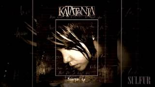 Katatonia - Teargas  FULL EP  (2001)