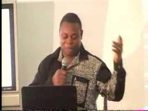 RCES 2013: Mr Franklin Cudjoe [IMANI Ghana]