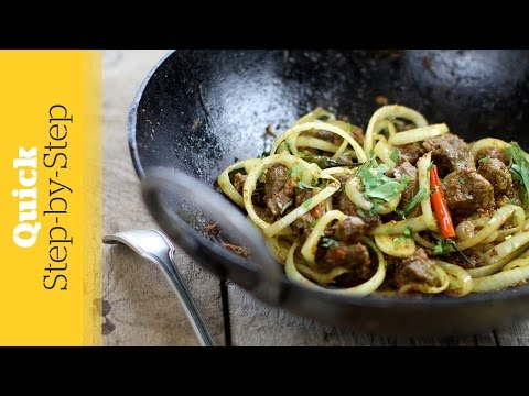 How To Make Lamb Karahi   Lamb Curry Recipe   Quick Step-By-Step Version