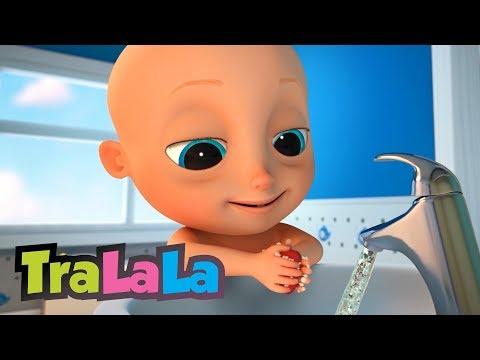 Numărăm și Mânuțele Spălăm - Cântece Educative Pentru Copii TraLaLa