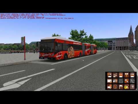 Lets Play OMSI 2 #04 Update für den Van Hool AGG 300 |
