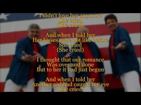 She cried - Jay & The Americans (Lyric video) [HQ]