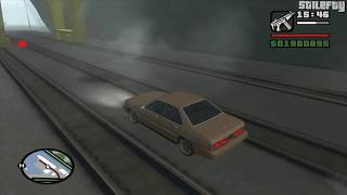 GTA San Andreas - Import/Export Vehicle #6 - Sentinel