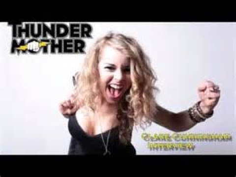 CLARE CUNNINGHAM of Thundermother !! Clare talks Nashville, and Irish music