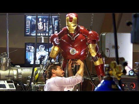 "Tony Stark ""I Just Finally Know What I Have To Do"" - Iron Man (2008) Movie CLIP HD"