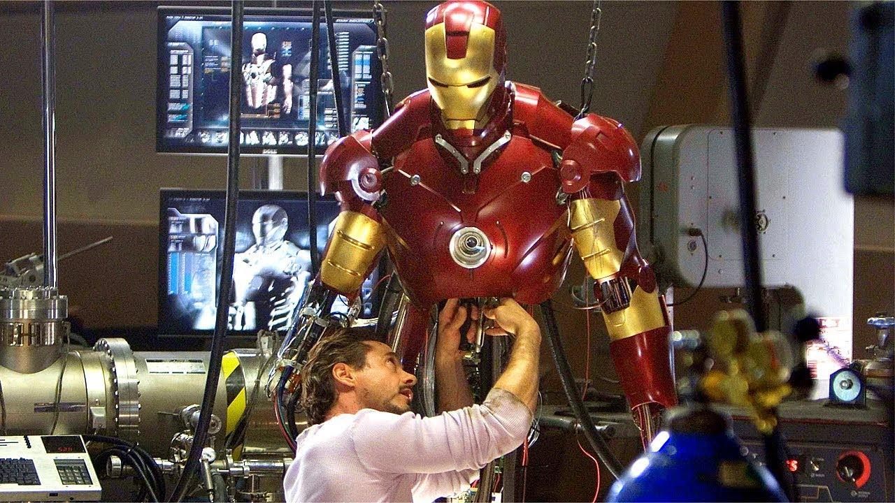 Tony Stark I Just Finally Know What I Have To Do Iron Man 2008 Movie Clip Hd Youtube