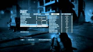 Battlefield 3: Best Game and Graphic Settings
