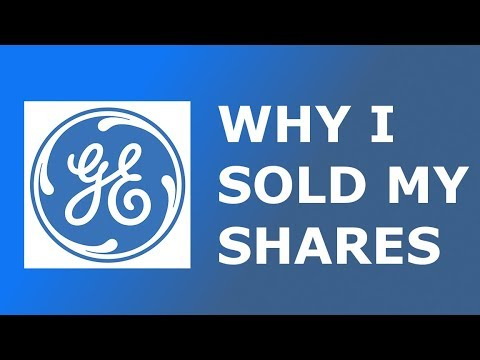 I sold ALL of my GE Shares