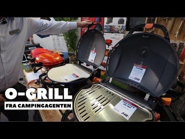 O-grill klarer det hele og fylder det halve
