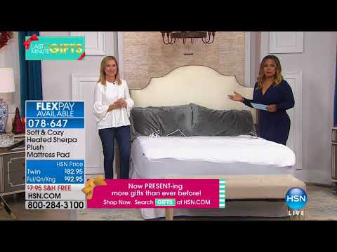 HSN | Soft & Cozy Gifts 12.17.2017 - 07 PM