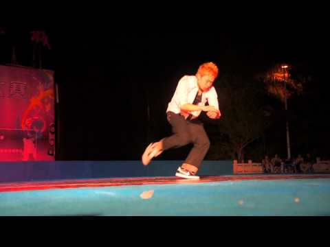 Dokyun China Judge show