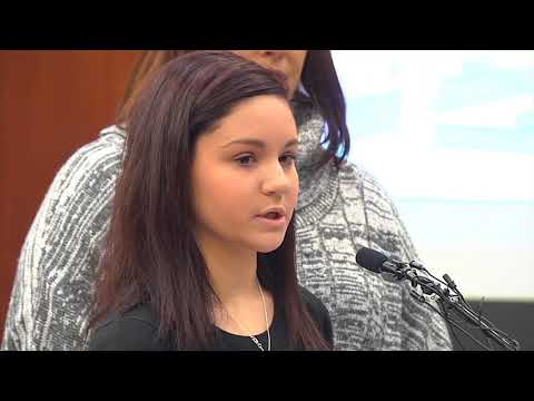 """Kaylee Lorincz to Larry Nassar, """"Look at me…Who knew what and when they knew it"""""""