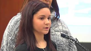 Kaylee Lorincz to Larry Nassar Look at meWho knew what and when they knew it