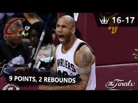 Dahntay Jones Full Highlights vs Raptors / 9 points [04.12.2017]