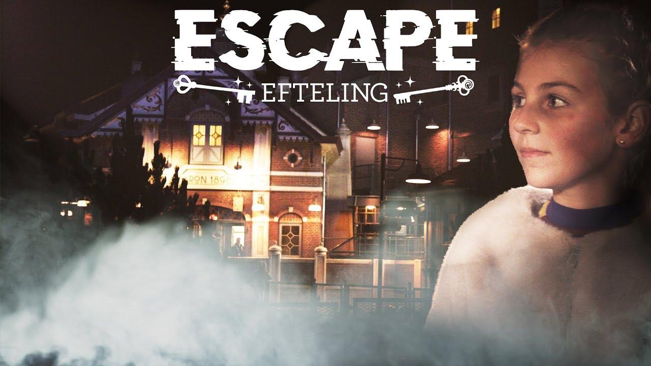 Senna Bellod's familie in Baron1898 opgesloten! - Escape Efteling #4 Efteling Junior
