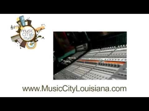 Music City Studios, Recording Studio, West Monroe, Louisiana