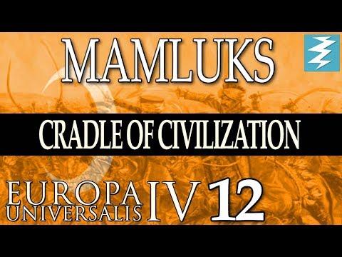 OTTOMANS STRIKE AGAIN [12] - MAMLUKS - Cradle of Civilisation EU4 Paradox Interactive