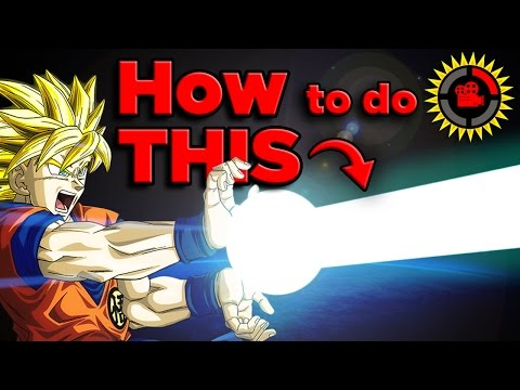 Thumbnail: Film Theory: What IS the Dragon Ball Z Kamehameha Wave?