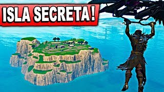 WE'RE GOING TO THE SECRET ISLAND WITH THE NEW CINE MODE! Fortnite: Battle Royale (NEW UPDATE)