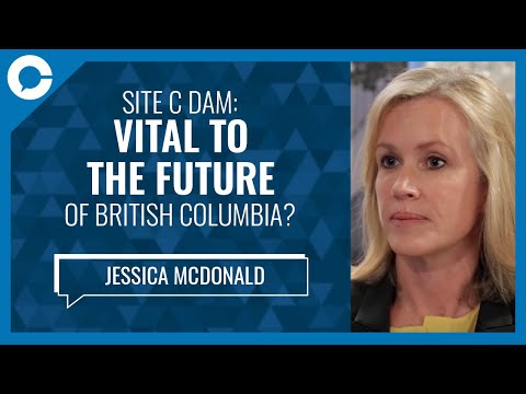 BC Hydro CEO Jessica McDonald: The State of BC Power Generations