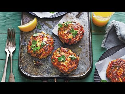 Gulf Crab Cakes With Lemon Butter | Southern Living