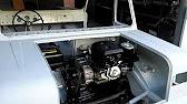 смз сзд мотоколяска двигатель фиат126 - YouTube