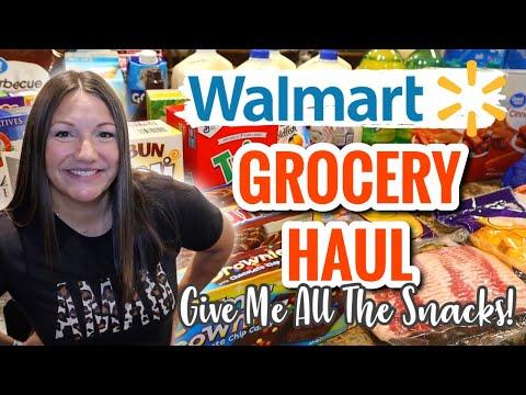 WALMART WEEKLY GROCERY
