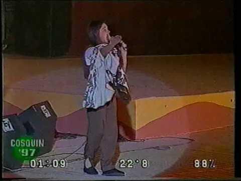 Soledad - Consagración Cosquin 97 - Transmisión de Canal 12 Córdoba