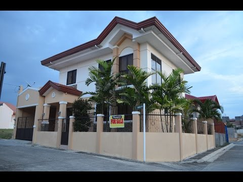 Ideal Location 2-Storey House For Sale Cecilia Heights Buhangin Davao City