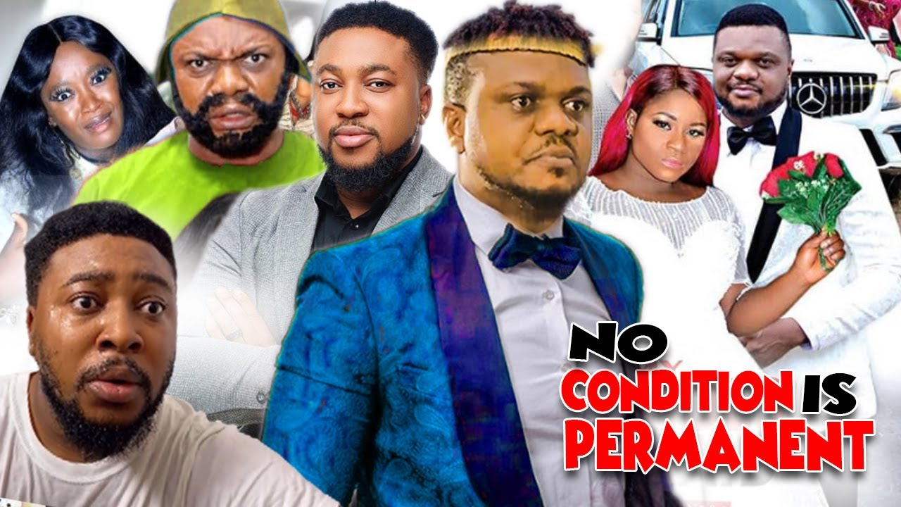 Download No Condition Is Permanent - Ken Erics And Babarex Latest Classic Nigerian Nollywood Movies.