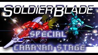 [Longplay] Soldier Blade Special: Caravan Stage (PC Engine)