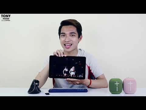 Đánh Giá Galaxy Tab A 10.5 - Có Những Thứ Mà IPad Không Có