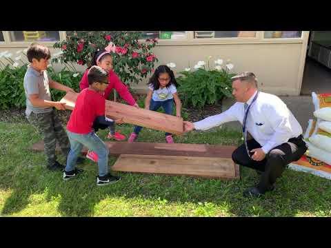 Sheehy Elementary School Garden Project