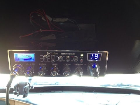 How To Install, Setup & Tune Your CB Radio In A Big Rig Semi