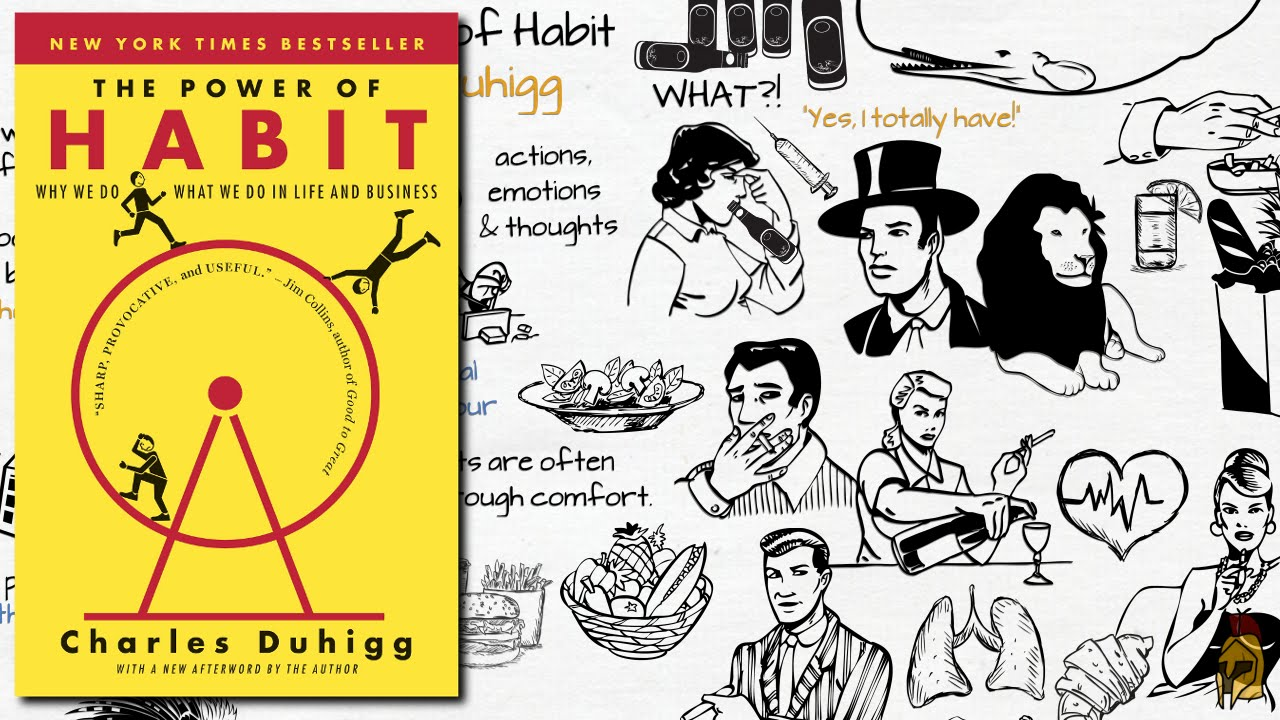 power of habit The power of habit npr coverage of the power of habit: why we do what we do in life and business by charles duhigg news, author interviews, critics' picks and more.