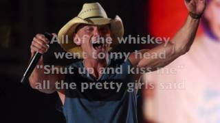Kenny Chesney All the pretty girls