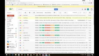 ¿Cómo podemos ordenar nuestro correo en Gmail?