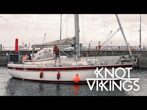 Episode 6 - Hard times crossing the  Bay of Biscay Day 3-4 Sailing Knotvikings