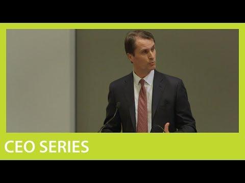 CEO Series: ING Americas CEO Gerald Walker