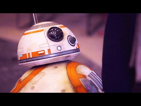 BB-8 visits the Jet Propulsion Laboratory at NASA | Disney